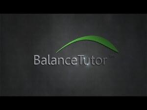 BalanceTutor unexpected perturbation physical rehabilitation treadmill